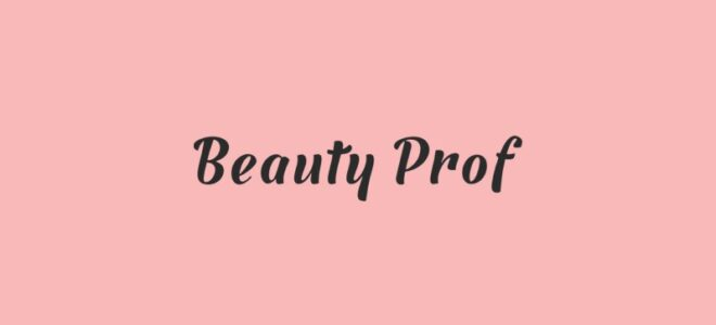 Beauty Prof